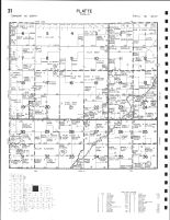 Platte Township, Morrison County 1987